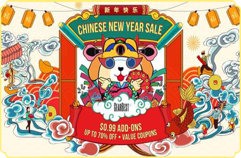 GearBest Chinese New Year Sale